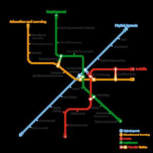 Grand coalition map